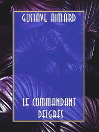 Cover Le Commandant Delgrès