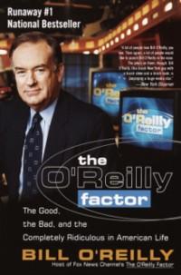Cover O'Reilly Factor