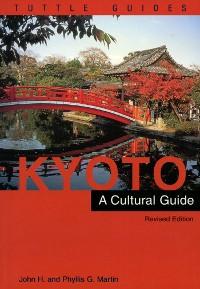 Cover Kyoto a Cultural Guide
