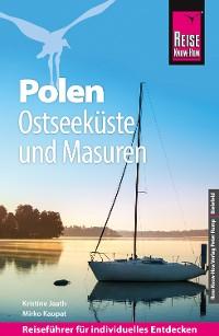 Cover Reise Know-How Reiseführer Polen - Ostseeküste und Masuren