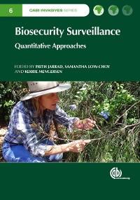 Cover Biosecurity Surveillance