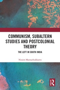 Cover Communism, Subaltern Studies and Postcolonial Theory