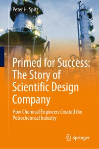 Cover Primed for Success: The Story of Scientific Design Company
