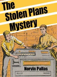 Cover The Stolen Plans Mystery