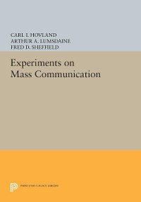 Cover Experiments on Mass Communication