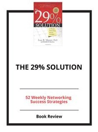 Cover The 29% Solution