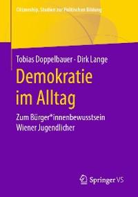 Cover Demokratie im Alltag