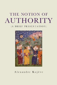 Cover The Notion of Authority