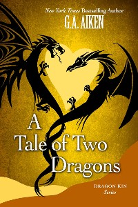Cover A Tale of Two Dragons