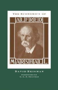 Cover Economics of Alfred Marshall