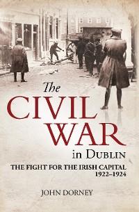 Cover The Civil War in Dublin
