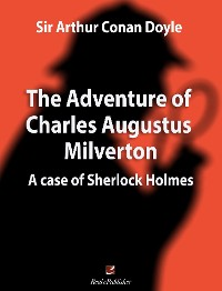 Cover The Adventure of Charles Augustus Milverton