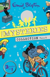 Cover Mysteries Collection Volume 5