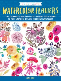 Cover Colorways: Watercolor Flowers