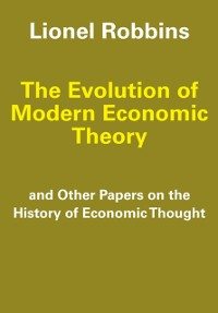 Cover Evolution of Modern Economic Theory