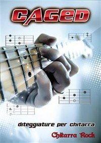 Cover Caged. Diteggiature per chitarra