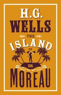 Cover Island of Dr Moreau