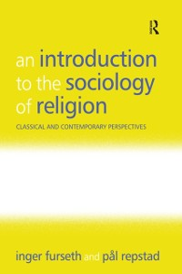 Cover Introduction to the Sociology of Religion