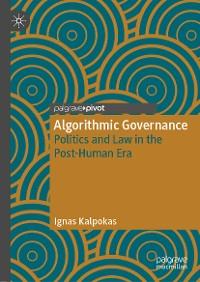 Cover Algorithmic Governance