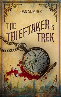 Cover The Thieftaker's Trek
