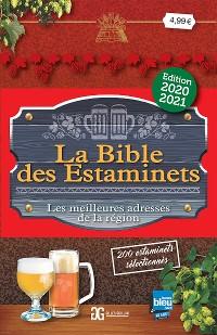 Cover La Bible des estaminets 2020-2021