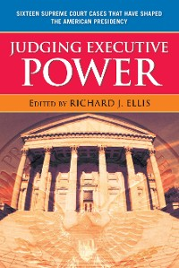 Cover Judging Executive Power