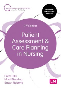 Cover Patient Assessment and Care Planning in Nursing