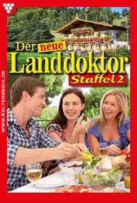 Cover Der neue Landdoktor Staffel 2 – Arztroman