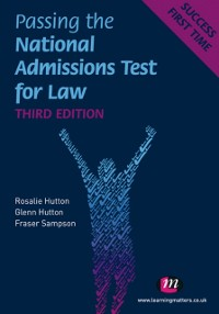 Cover Passing the National Admissions Test for Law (LNAT)