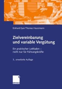 Cover Zielvereinbarung und variable Vergütung