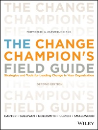Cover Change Champion's Field Guide