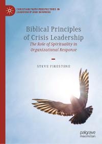 Cover Biblical Principles of Crisis Leadership