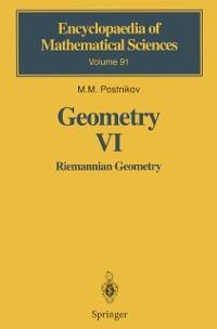 Cover Geometry VI