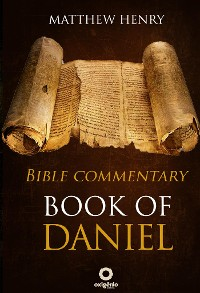 Cover The Book of Daniel - Bible Commentary