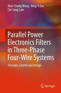 Cover Parallel Power Electronics Filters in Three-Phase Four-Wire Systems