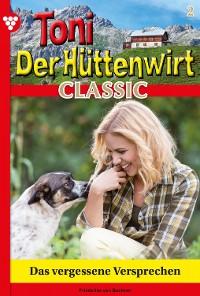 Cover Toni der Hüttenwirt Classic 2 – Heimatroman