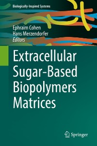 Cover Extracellular Sugar-Based Biopolymers Matrices