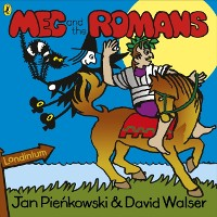 Cover Meg and the Romans