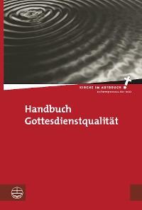 Cover Handbuch Gottesdienstqualität