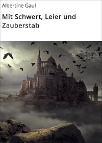 Cover Mit Schwert, Leier und Zauberstab