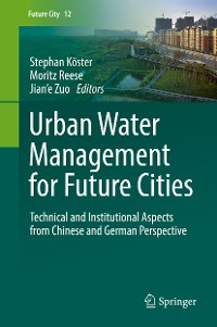 Cover Urban Water Management for Future Cities