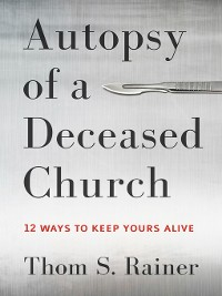Cover Autopsy of a Deceased Church