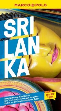 Cover MARCO POLO Reiseführer Sri Lanka