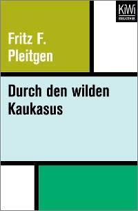 Cover Durch den wilden Kaukasus