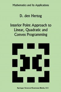 Cover Interior Point Approach to Linear, Quadratic and Convex Programming