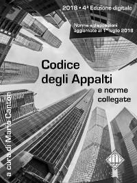 Cover Codice degli Appalti e norme collegate