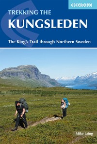 Cover Trekking the Kungsleden