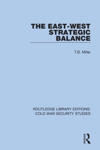 Cover East-West Strategic Balance