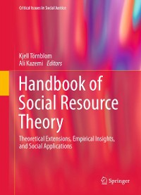 Cover Handbook of Social Resource Theory