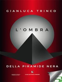 Cover L'ombra della piramide nera